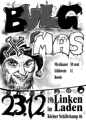 BULG Xmas-Party