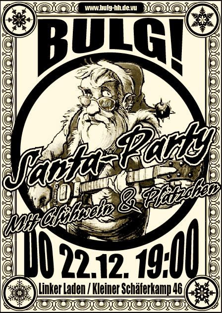 BULG Santa-Party